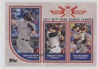 Stat Kings Trio - Charlie Blackmon, Giancarlo Stanton, Paul Goldschmidt