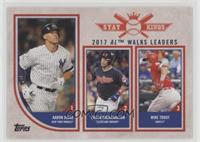 Stat Kings Trio - Aaron Judge, Edwin Encarnacion, Mike Trout