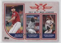 Stat Kings Trio - Max Scherzer, Clayton Kershaw, Stephen Strasburg