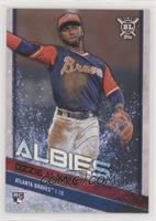 Players Weekend Variation - Ozzie Albies [EX to NM]