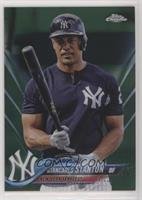 Image Variation - Giancarlo Stanton (Looking at Bat) #/99