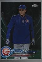 Image Variation - Anthony Rizzo (Blue Warmup) #11/99