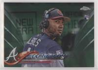 Image Variation - Ozzie Albies (Wearing Headset) #/99