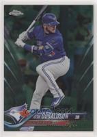 Base - Josh Donaldson (Batting) [EXtoNM] #/99