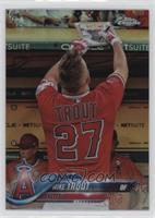 Image Variation - Mike Trout (Signing Autograph)