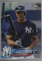 Image Variation - Giancarlo Stanton (Looking at Bat)