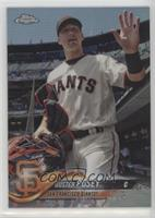 Image Variation - Buster Posey (Waving in Dugout)