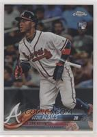 Base - Ozzie Albies (Running)