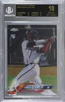Ronald Acuña Jr. [BGS 10 BLACK]