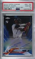 Ronald Acuna /150 [PSA 10 GEM MT]