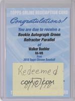 Walker Buehler /99 [BeingRedeemed]