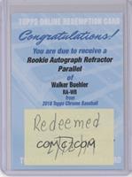 Walker Buehler /499 [BeingRedeemed]