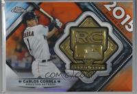 Carlos Correa [Noted] #20/25