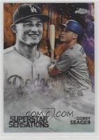 Corey Seager #14/25
