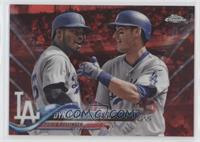 Dynamic Dodgers (Puig & Bellinger) #/10