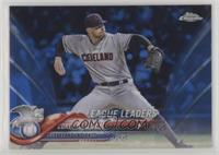 League Leaders - Corey Kluber