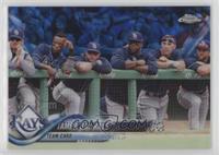 Tampa Bay Rays Team