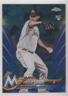 2018 Topps Chrome Sapphire Edition - Topps Online Exclusive [Base] #531 - Chris O'Grady