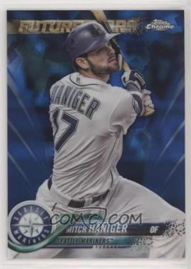 2018 Topps Chrome Sapphire Edition - Topps Online Exclusive [Base] #660 - Future Stars - Mitch Haniger