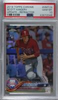 Scott Kingery /250 [PSA 10 GEM MT]