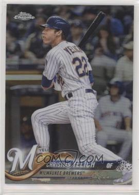 2018 Topps Chrome Update - Target Exclusive [Base] - Refractor #HMT47 - Christian Yelich /250