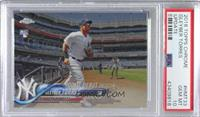 Rookie Debut - Gleyber Torres [PSA 10 GEM MT]
