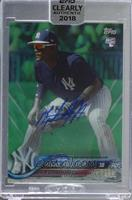 Miguel Andujar [Uncirculated] #/99