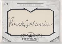 Bucky Harris /4