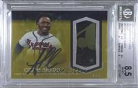 Ozzie Albies [BGS 8.5 NM‑MT+] #/1
