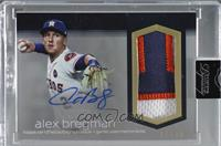 Alex Bregman [Uncirculated] #/10