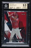 Mike Trout [BGS 9.5 GEM MINT] #/5