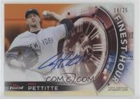 Andy Pettitte #/25