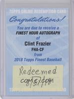 Clint Frazier [BeingRedeemed]