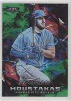 Mike Moustakas #/199