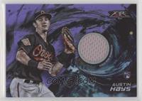 Austin Hays #/50