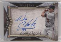 Will Clark #/45
