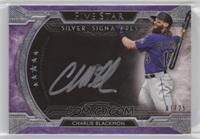 Charlie Blackmon #/25