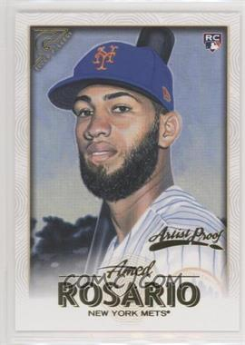 2018 Topps Gallery Base Artist Proof 105 Amed Rosario