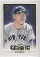 Short Print - Lou Gehrig
