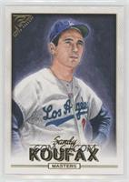 Short Print - Sandy Koufax