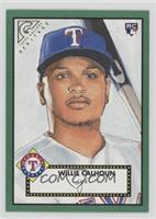 Willie Calhoun /250