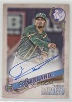 Franklin Barreto [Noted] #/99