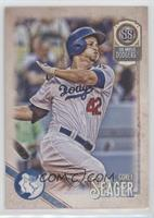 Jackie Robinson Day Variation - Corey Seager