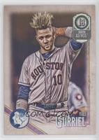 Yuli Gurriel (Capless)