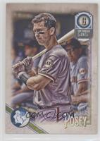 Capless Variation - Buster Posey