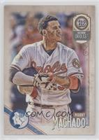 Capless Variation - Manny Machado