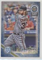 Brandon Crawford /250