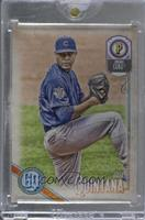 Jose Quintana [Uncirculated] #/1