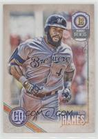 Jackie Robinson Day Variation - Eric Thames