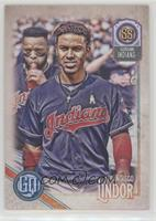 Capless Variation - Francisco Lindor